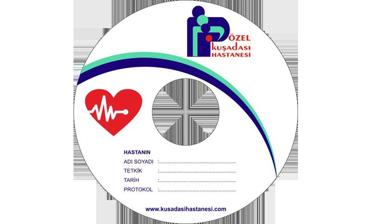 Kuşadası Hastanesi CD Baskı